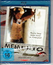 Memento - Guy Pearce - Deutsch +Englisch - OVP/MIB - 2010