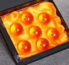 DRAGON BALL Z 7 BOLAS DE DRAGON PVC 3,5cm + ESTUCHE