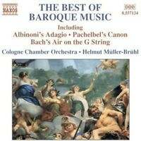 Cologne Chamber Orch - Best of Baroque Music [New CD]