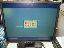 """Planar PL1900 19"""" LCD Monitor w/ Stand, VGA Cable & New Power Supply"""