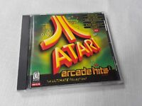 Atari Arcade Hits 1 (PC, 1999) COMPLETE & TESTED *FREE SHIPPING*