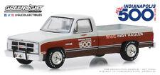 1:64 GreenLight *INDIANAPOLIS 500* 1983 GMC Sierra Classic 1500 Race Truck *NIP*