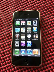 Apple iPhone 1st Generation -Unlocked A1203 - iOS 3.1.3 - Excellent