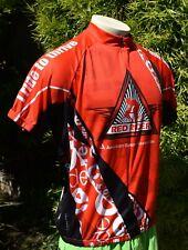 PRIMAL RED RIDER TOUR DE CURE DIABETES CYCLING JERSEY US M'S SZ XL
