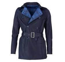 Barbour trench Donna Ewan Jacket  Reversibile UK10 12 18 trenchcoat Damenmode