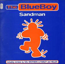 THE BLUE BOY - Sandman (Original , Fire Island Rmxs) - Cool D:Vision - CLD 005