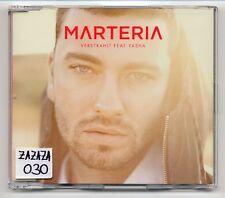 Marteria Maxi-CD Verstrahlt feat. Yasha - 2-track incl. K-Paul Remix