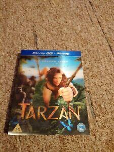 Tarzan Blu-ray 3D