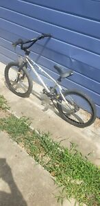 "VINTAGE HARO GROUP 1 BMX Zi  RACING FUSION 20"" CHROME BICYCLE"