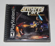 Playstation 1 WORKING AND TESTED ARMORED CORE COMPELTE
