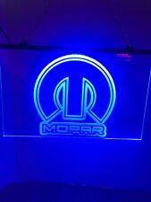 Mopar Led Light Sign Game Room , Bar , garage Sign (your Color Choice)