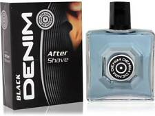 DENIM ORIGINAL Aftershave Black for Men Masculine Scent - 100ml 3.4fl.oz.
