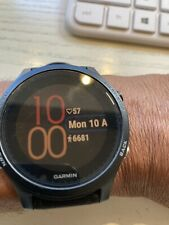 Garmin 010-01746-16 Forerunner 935 Premium GPS Running Triathlon Watch - Black