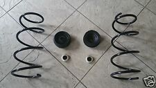 FORD PUMA 97-01 TWO FRONT SUSPENSION COIL SPRINGS  AND TWO STRUT TOP MOUNTINGS