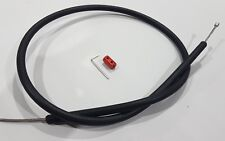 Heavy Duty Bowden control cable 3mm stainless inner 11mm outer universal clutch