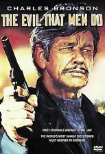 The Evil That Men Do (DVD, 2002) Charles Bronson/Jose Ferrer/J. Lee Thompson/OOP