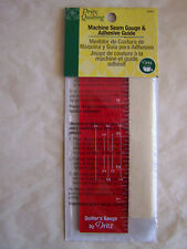 DRITZ QUILTING MAGNETIC QUILTER/'S SEAM GUIDE # D3304 3304