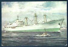 MS BRODNICA Cargoliner of Polish Ocean Lines