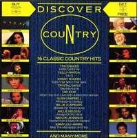 Various - Discover Country (LP, Comp) Vinyl Schallplatte 91955
