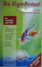 1,1L -Algenstop Erlenzapfen- Koi Störfutter Fadenalgenstop 26.000 Liter Algen