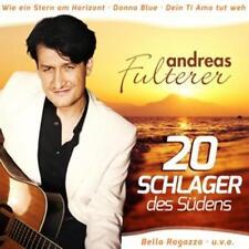 ANDREAS FULTERER - 20 Schlager des Südens -- CD  NEU & OVP