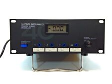 Teledyne Hastings Model 40 4-CHANNEL POWER SUPPLY DISPLAY for Mass Flowmeters