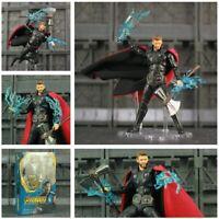 """Marvel Legends Avengers Infinity War Endgame 6"""" THOR Action Figure Thunder Toy"""