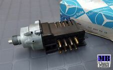 Mercedes Benz W126 blower switch OEM 380sec 500sec 280se 560sel 420se 280sel ...