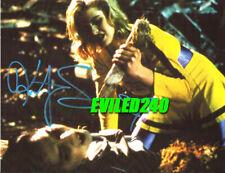 KRISTY SWANSON SIGNED 8x10 Photo Buffy The Vampire Slayer Phantom Mannequin