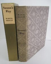 Marcel Proust SWANN'S WAY Limited Editions Club in Slipcase