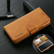 For Samsung S20 Ultra Note 20 S10 Plus S9 S8 Note10 Leather Wallet Case Cover