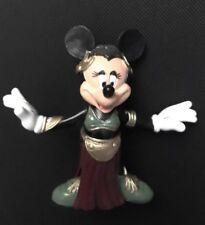 Star Tours Minnie Mouse As Princess Leia Slave Jabba Star Wars Disney Loose Rare