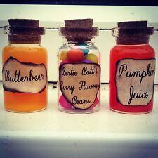 Mini Butterbeer-Pumpkin Juice-Potions Set-Harry Potter-Christmas Stocking Filler
