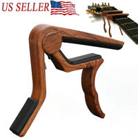 Quick Change Guitar Capo for Acoustic Guitar Electric Guitar Ukulele Mandolin