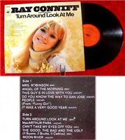 LP Ray Conniff: Turn Around Look at me
