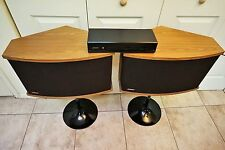 Bose 901 Series VI Speaker System with Equalizer & Stands