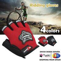 Cycling Bike MTB Gloves Fit Giant Fitness Spinning Short Finger