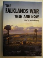 The Falklands War, Then and Now (After The Battle)