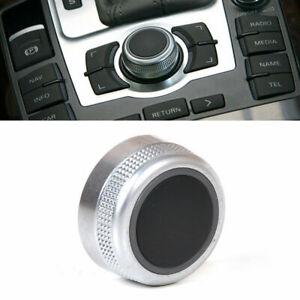 4F0919069 Chrom Multimediasystem MMI Menüführung Drehknopf für Audi A6 A8 S6 DE