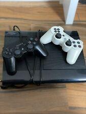 Playstation 3 mit 2 Controllern  Und 17 Spielen 500 Gb