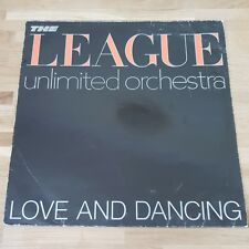 The League Unlimited Orchestra – Love And Dancing - UK - 1982 - OVED 6 - EX/VG