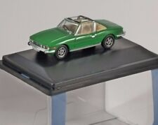 Oxford Diecast Triumph Stag Java Green 76TS002 1 76