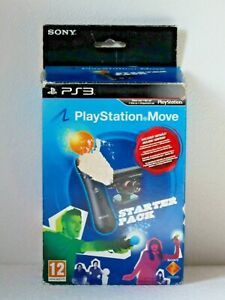 PS3 - Playstation Move - Starter Pack