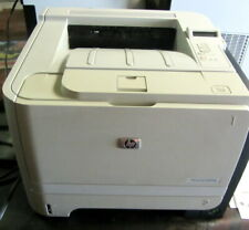 HP LaserJet P2055dn Monochrome Printer , Cleaned & Tested