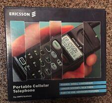 Vintage Ericsson Portable Cellular Telephone New in Box!!!