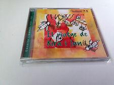 """CD """"EL VIATGE DE KIRA I JAN"""" CD 19 TRACKS ESCOLTA I CANTA VOL 13 SALVADOR BROTON"""