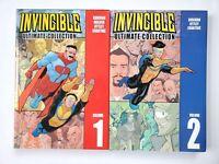 Invincible Hardcover TPB Ultimate Collection Vol 1 2 Kirkman Image Comics 2005