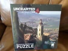 Uncharted 4 Madagascar Limited Jigsaw Puzzle 1000 Pieces Naughty Dog LICENSED