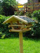 Vogelfutterhaus + Beleuchtung Vogelhaus Vogelhäuschen Vogel-Haus Futterhaus NEU