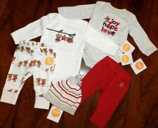 Pant Outfits Christmas 5pc Gymboree Baby Boy or Girl size 0-3 month New